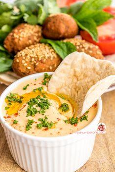 Hummus Traditional Recipe