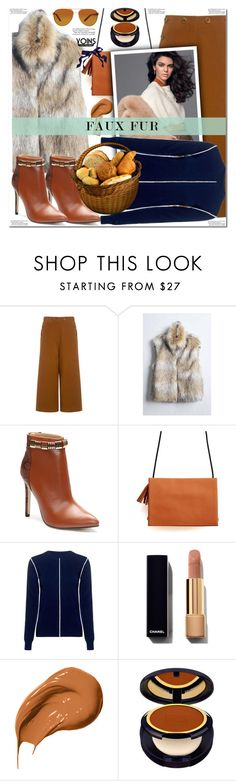 """YOINS(YOUR INSPIRATION)"" by sweta-gupta ❤ liked on Polyvore featuring TIBI, xO Design, 10 Crosby Derek Lam, Bobbi Brown Cosmetics, Estée Lauder, Oakley, fauxfurcoats, yoins, yoinscollection and loveyoins"
