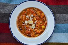 crustycorner: Zimní minestrone