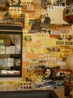 Buenos Aires design. A trip to South America in search of interior design inspiration: http://blazingblog.tumblr.com/ #lasiguanas #design #restaurants #SouthAmerica #interiordesign