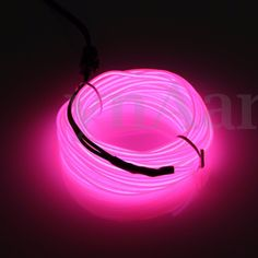 Flexible led neon strip light | Flexible-1-2-3-4-5-10-20M-LED-Flash-Neon-Light-Glow-EL-Strip-Tube-Wire ...