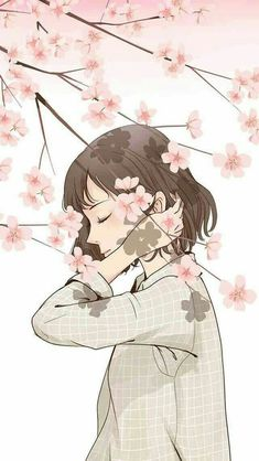Drawing hair girl kawaii Ideas for 2019 Anime Art, Cute Couple Wallpaper, Girls Cartoon Art, Girly Art, Cute Art, Art, Anime Drawings, Aesthetic Anime, Kawaii Wallpaper