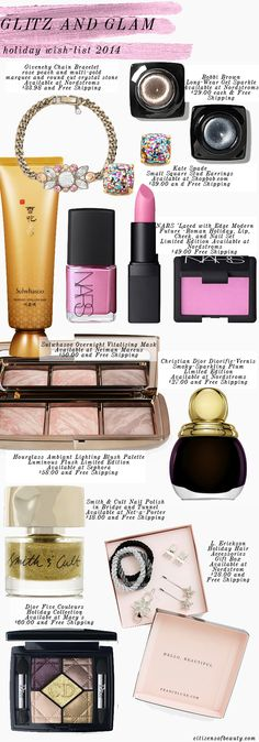 All About the Glam: Holiday Wish List 2014 for Ladies!  #holidaygiftguide #holidaywishlist