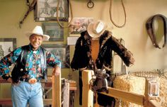 Paul Stewart, founder of the Black American West Museum, shares the forgotten story of the African American cowboy with visitors who stop in at the Museum's Five Points Denver neighborhood location. Credit: David Falconer for the Denver Metro CVB Rodeo Cowboys, Black Cowboys, Real Cowboys, American Splendor, Denver Travel, Arts And Crafts House, Indian Elephant, Cowboy And Cowgirl, African American History