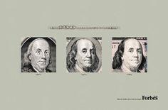 Forbes Magazine: The Evolution of the Dollar Bills, $100