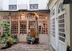 Teatime Book Launch at the Treize Bakery Paris 20 May