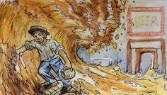 El tsunami de cerveza que inundó un barrio de Londres | La Historia pendiente - Yahoo Noticias en Español