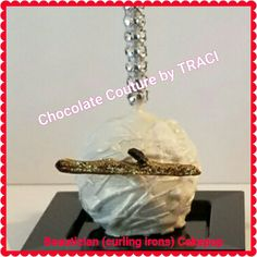 Chocolate Couture by TRACI.... U.S. PATENT 20120328742 (Decorative Toothpick Mold) All Edible!!!