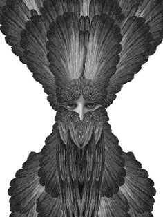 dan hillier, feather and claw no 7