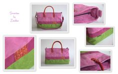 Smart-ies bag in pink and green and love.:)