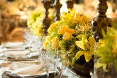 flores-amarelas-para-casamento - Inesquecível Casamento