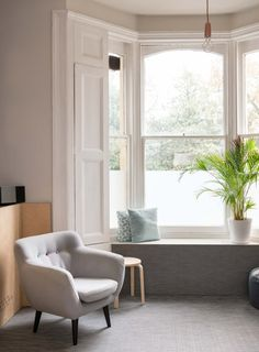 I wish I lived here: a remodelled Victorian flat in London