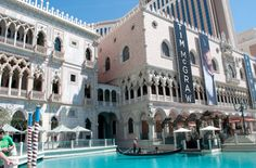 The Venetian casino, Las Vegas, Nevada USA
