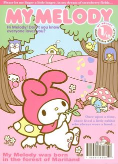 My Melody - Sanrio
