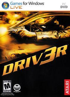 Driver 3 [Full [DVD5] [Español] [Carreras]