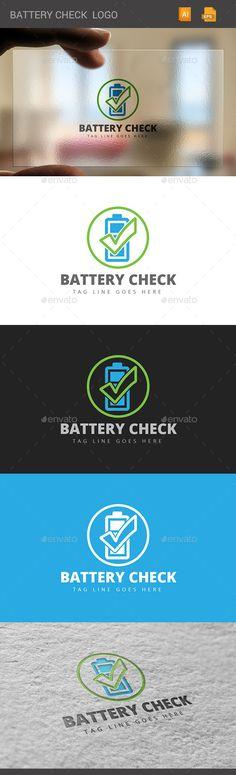 Battery Check Logo
