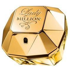 Paco Rabanne Lady Million Feminino 80ml Edp - https://www.dgstores.com.br/perfume-paco-rabanne-lady-million-feminino-importado-80ml-edp