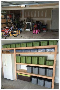 28 Brilliant Garage Organization Ideas With Pictures Diy Ideas