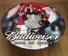 Budweiser King Of Beers MagneticSkins - it all started right here.