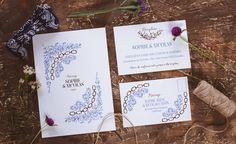 Wedding - Faire-part
