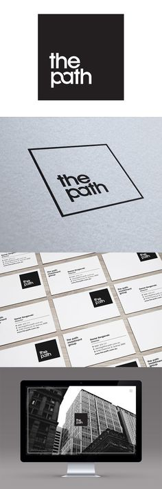 As one of Sydney's emerging investment companies, The Path approached Made to design a new logo mark. In response our team created an eye-catching identity that symbolises strength, security and reliability.graphic design logo inspiration design sydney made agency corporate stationery webdesign website web: