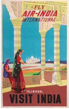 India (Taj Mahal) - Air India