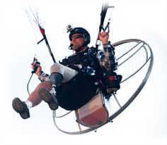 some of the best paramotor training in the USA, team fly halo!