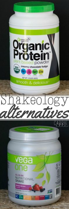 Shakeology Alternatives: Plant-Based Protein Shakes that are less-expensive than Shakeology