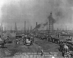 This Picture Was Taken In The Oilfields Of Texas During The Year Of 1919; Over 50 Years Before I Was Even Born. It Is the Year Of 2013 And I Am Feeling The Shoes Of The Men In This Picture. Support Your Oilfield Workers!