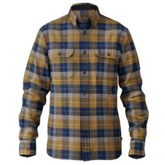 Sarek Heavy Flannel Shirt | Fjällräven