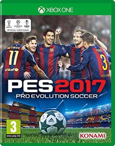 Pro Evolution Soccer 2017 Xbox One >>> You can find more details by visiting the image link.Note:It is affiliate link to Amazon.