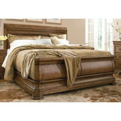 Universal Furniture New Lou Panel Headboard Size: King / California King
