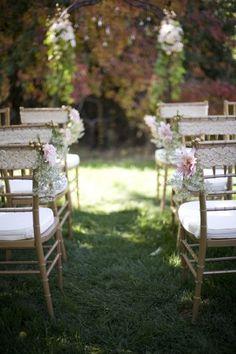 Pink and Copper Fall Wedding Ideas | Elizabeth Anne Designs: The Wedding Blog - via http://bit.ly/epinner