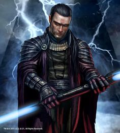 Exar Kun: Darklord of the Sith (Fallen Jedi - The Old Republic - Deceased)