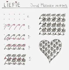 Zentangle Patterns   Found on joozart.blogspot.nl