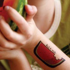 anguria tatuaggio