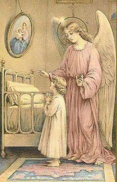 α JESUS NUESTRO SALVADOR Ω: ORACION DE CONSAGRACION AL ANGEL DE LA GUARDA tú…