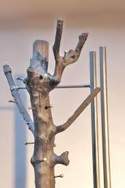 Bildergebnis Fur Garderobe Baumstamm Mit Bildern Baum
