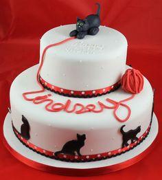 Cat lover's cake