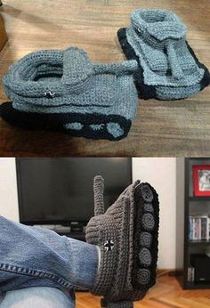 The most feared feet warmers ever!