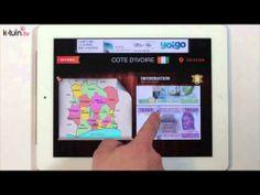 #app #ipad #World #Atlas consulta información de cualquier país del mundo