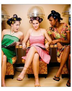 Went to Mims Beauty School in the early 70's
