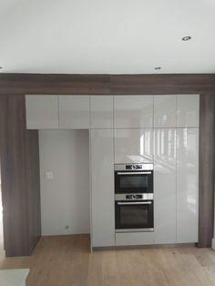 Kitchen Cupboards, Kitchen Island, Carpentry, Home Decor, Kitchen Cabinets, Island Kitchen, Woodworking, Decoration Home, Room Decor