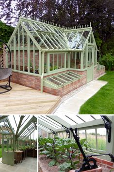 Vegetable Gardening for Beginners – Love the small greenhouse on the side of the greenhouse itself. - Vegetable Gardening for Beginners - Love the small greenhouse on the side of th. Diy Greenhouse Plans, Backyard Greenhouse, Small Greenhouse, Greenhouse Wedding, Homemade Greenhouse, Portable Greenhouse, Greenhouse Pictures, Pallet Greenhouse, Greenhouse Plants