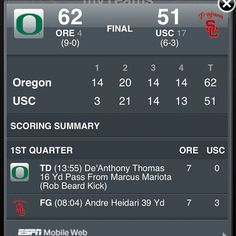 Ducks win!