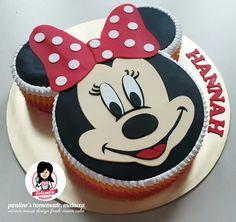 Minnie Mouse @ Fresh Cream Cake