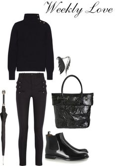 """Weekly Love """"Fall Style"""""""