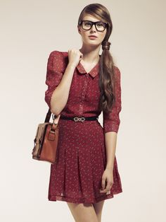 Perfect work dress. *swoon*