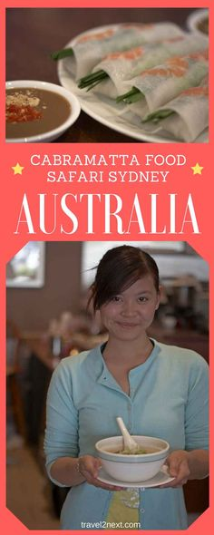 Cabramatta food safari Sydney. You don't have to travel overseas to experience Vietnamese culture, just head for Sydney's Cabramatta.