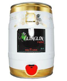Fûtsaint Glinglin Triple 9° 5L